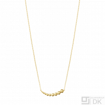 Georg Jensen. 18k Gold Pendant #1551B - Moonlight Grapes