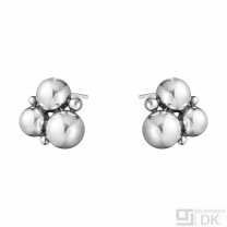Georg Jensen. Sterling Silver Earrings #551J - Moonlight Grapes