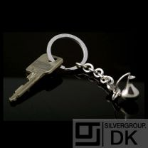 Georg Jensen Pitcher Keyring