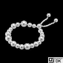 Georg Jensen. Sterling Silver Bracelet #551C - Moonlight Grapes