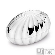 Georg Jensen LIVING Small Egg-shaped Bonbonniere LEGACY