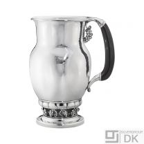 Georg Jensen Silver Grape Pitcher - #407 A
