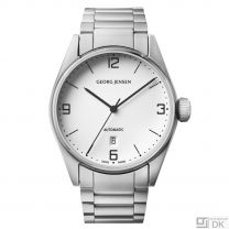 Georg Jensen 42mm Automatic Watch - Delta Classic - S42-ST70