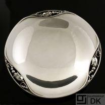 Georg Jensen Silver Bowl - #2A Blossom/ Magnolia - VINTAGE
