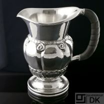 Georg Jensen Silver Pitcher - #7 A
