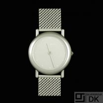 Georg Jensen. Ladies'  Watch #346 - Satin  - Thorup & Bonderup