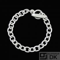 Georg Jensen. Sterling Silver Anchor Bracelet #144 - Koppel.