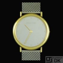 Georg Jensen. Watch #1347 - 18k Gold - Thorup & Bonderup