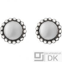 Georg Jensen Silver Earrings # 9 - MOONLIGHT