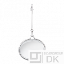 Georg Jensen Silver Pendant with Rock Crystal - Dew Drop 311C
