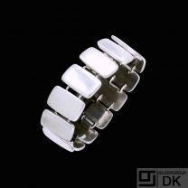 SIK - Denmark. Sterling Silver Bracelet.
