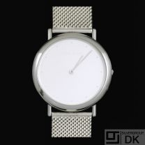 Georg Jensen. Watch #2347 - ALL SILVER 925 - Thorup & Bonderup