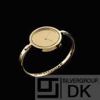 Georg Jensen Gold Ladies' Watch # 1337 - VIVIANNA