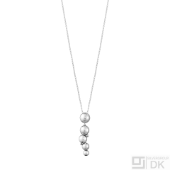 Georg Jensen. Sterling Silver Pendant #551G - Moonlight Grapes