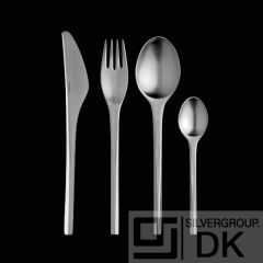 Stelton. Stainless Steel 16 pcs. Cutlery Set - Prisme / Prism.