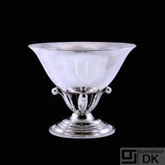 Georg Jensen. Sterling Silver Bowl#6- 1925-32 Hallmarks.