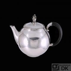 Georg Jensen. Sterling Silver Tea Pot #456B - Harald Nielsen