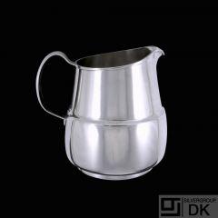 Karl Gustav Hansen. Sterling Silver Milk Jug - Limited Edition 2/100.